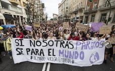 UGT y CCOO se suman a la movilización feminista del 16 de mayo en Cantabria