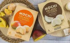 Mochi, un postre japonés, entre las nuevas apuestas de helados de Mercadona
