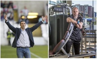 Adolfo Mayordomo y Javi Pinillos no continuarán en el Racing