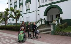 Una herencia de un millón para la Residencia y las Clarisas de Castro