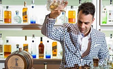 Muere Ángel Arruñada, ganador del concurso como mejor barman de España