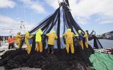 La costera ha dejado 3,5 millones de kilos de bocarte en Cantabria