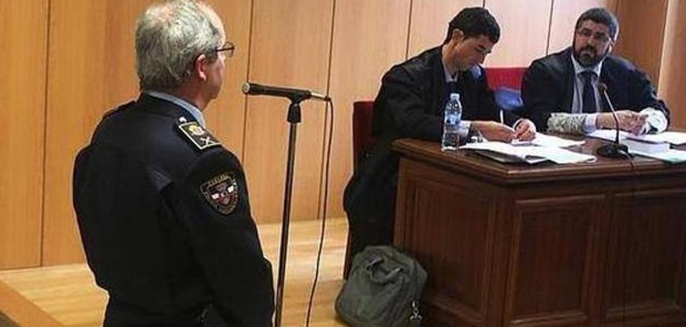 Los jueces obligan a Camargo a incoar expediente disciplinario a su jefe de Policía Local