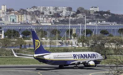 La huelga de controladores en Francia obliga a cancelar los vuelos de este martes entre Londres y Santander