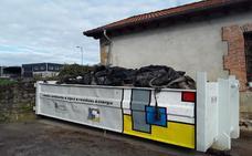 Mare amplía el servicio de recogida de plásticos hasta el 1 de junio en San Felices