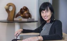 Mara Dierssen, colegiada de honor del Colegio de Médicos de Cantabria