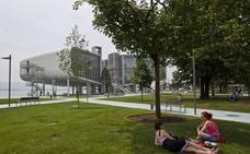 Un pabellón en los Jardines de Pereda acogerá la XIV Bienal de Arquitectura