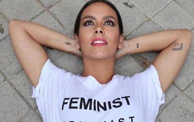 La camiseta de 10 euros con la que Cristina Pedroche reivindica