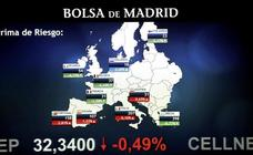 La inestabilidad política en Italia y España dispara las primas de riesgo en el euro