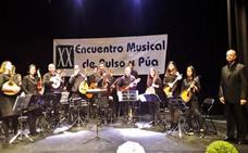 Los encuentros de Pulso y Púa llenan de calidad el Teatro Municipal de Los Corrales