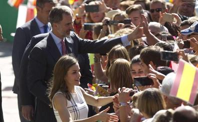 Todo listo para recibir al Rey Felipe VI en Reinosa