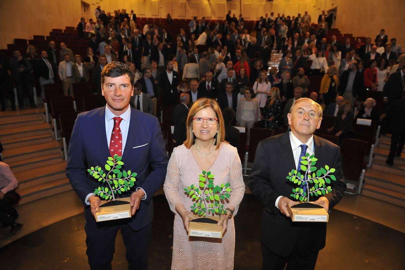 Los Premios Emprendedores, un reconocimiento al trabajo y al éxito