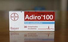 El anticoagulante Adiro se agota en las farmacias y no se repondrá hasta julio