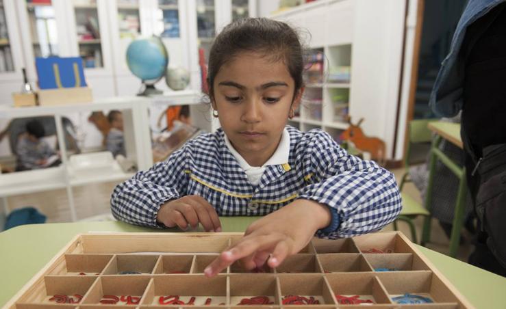 Objetivo Montessori