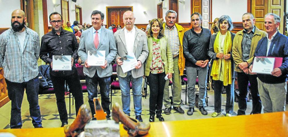 El Cañón se despide con el homenaje a Pérez Jorrín, «un periodista noble y bondadoso»