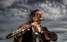 El músico Jorge Pardo, artista invitado del ciclo de Noches de Jazz de Laredo