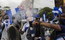 Nicaragua en erupción