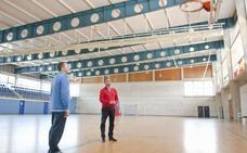 Puesta a punto de los espacios deportivos de Guarnizo