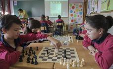 El ajedrez se implanta como asignatura en Astillero
