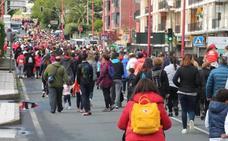 Unas 1.200 personas participarán en la marcha contra el cáncer de Ramales