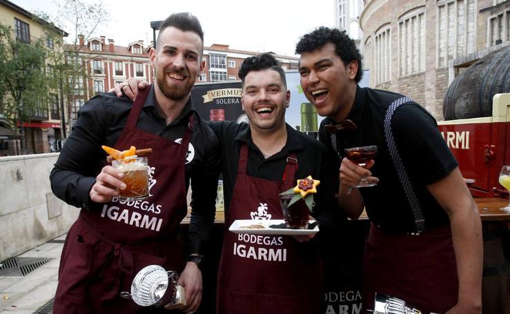El barman Borja Gutiérrez sigue en racha