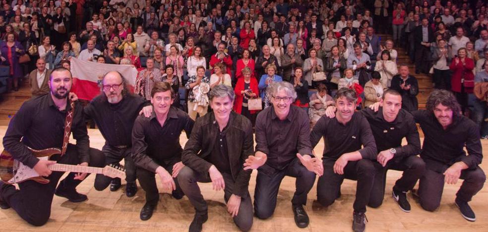 Nando Agüeros llenó de emoción el Auditorio Príncipe Felipe de Oviedo