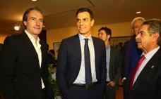 Sánchez garantiza los 272 millones del Presupuesto del PP para Cantabria
