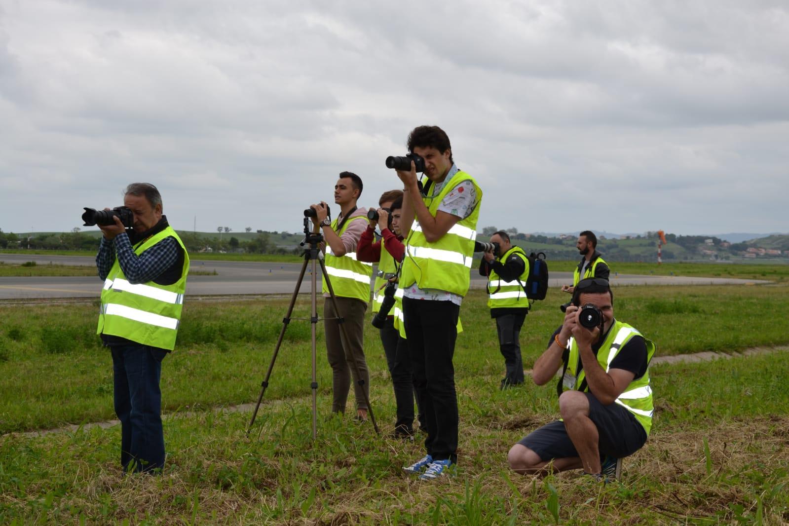 III Spotter Day en el Aeropuerto Severiano Ballesteros