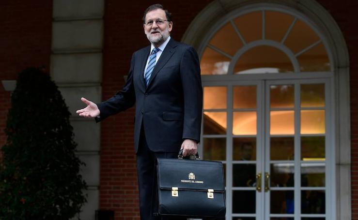 La presidencia de Rajoy en imágenes