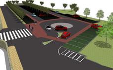 Los Corrales adjudica asfaltados, una nueva cubierta en Barros y el aparcamiento del complejo deportivo