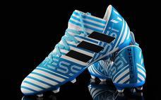 Las botas de fútbol: de la punta de acero y pesar un kilo a la actualidad