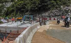 El Desfiladero de la Hermida se reabre al tráfico hasta el 18 de junio