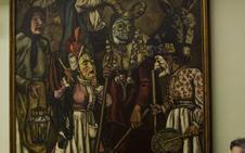 De los treinta Gutiérrez Solana a la Colección del Santander