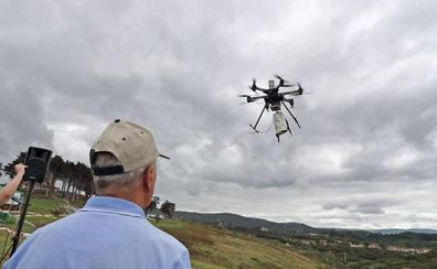 Los drones cada vez vuelan más alto