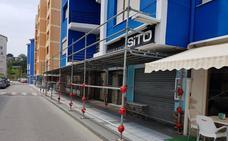 El arreglo del edificio desalojado de Suances costará más de 800.000 euros