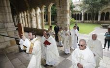 Santander celebra la misa del Corpus