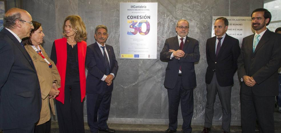 «El Instituto de Hidráulica ha sido una historia de éxito desde el principio»