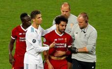 Salah entra en la lista definitiva de Egipto