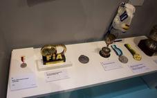 Igual apela a quienes hayan robado las medallas de oro del Museo del Deporte: «Que las devuelvan»