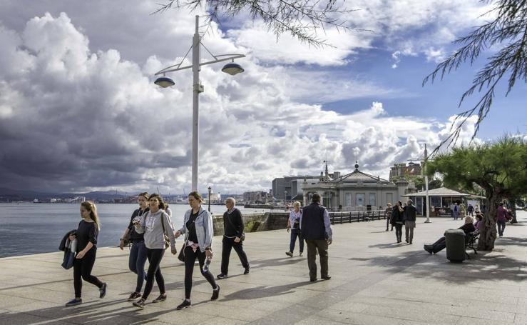La primavera no tiene sol en Cantabria