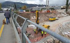 Cs Valle de Buelna critica la »falta de transparencia» en las obras paradas del Puente Ranero