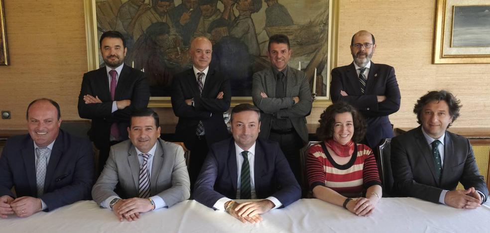 Alfredo Pérez, nuevo presidente del Racing