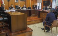 La fiscal mantiene la acusación a Mirones a pesar de que se ha quedado sin prueba