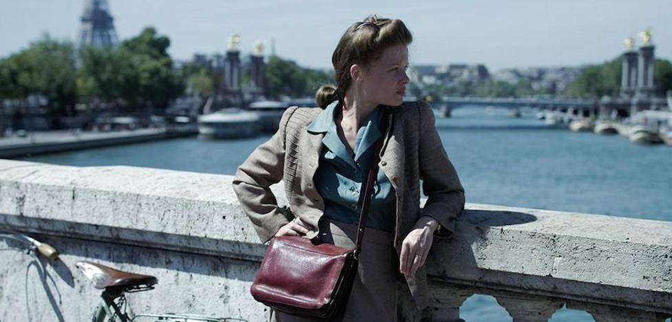 'Marguerite Duras. París 1944' la crónica de una angustia