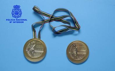 Detienen en Burgos al ladrón de las medallas olímpicas de Vicente Miera y Chani Galán