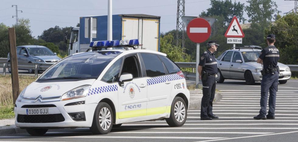 Santoña se queda sin Policía las noches de domingo a jueves