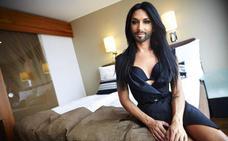 El radical cambio de 'look' de Conchita Wurst
