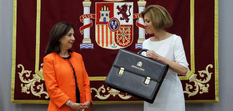 Margarita Robles: un ministerio de Estado garante del respeto a la Constitución