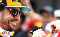Alonso, un viaje de ida y vuelta de 10.000 kilómetros