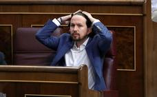 Iglesias critica el Gobierno «débil» con ministros «que gustan» a PP y Cs